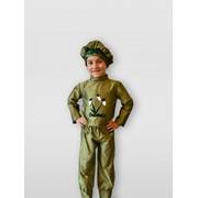 Карнавальный костюм Подснежник фото