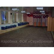 12 занятий в месяц (силовая аэробика, степ, танцевальная, пилатес и с разлиным инвентарем) фото