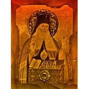 Голограмма художественная Святой Лука фото