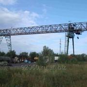 Кран козловой ККС-10 фото