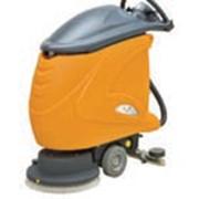 Поломоечный комбайн с электрическим приводом для уборки средних площадей TASKI Swingo 755 E Артикул 70022752 фото