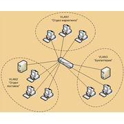 Организация локальных сетей на вашем предприятии. фото