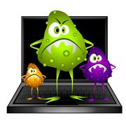 Удаление компьютерных вирусов фото