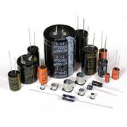 Электролитические конденсаторы Hitano фото