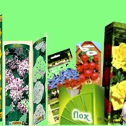 Оригинальные пакеты для семян на заказ фото