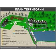 План территории фото