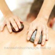 Стоунтерапия (спина) фото
