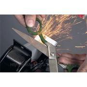 Заточка инструмента, ножей, ножниц фото