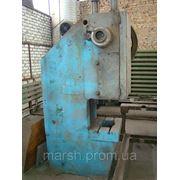Пресс КД2126Е 40 т кривошипный с пневмомуфтой фото