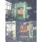 Пресс —автомат 3-х позиционный AIDA, mod. FTO D20, усилием 200 тонн, 1970г. фото