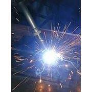 Сварка металлоконструкций фото
