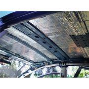 Шумоизоляция крыши автомобиля фото