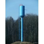 Резервуары. Резервуары различной емкости и назначения. фото