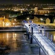 Виза в Литву, Литовская виза фото