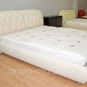 Кровать двуспальняя с ортопедическим основанием фото