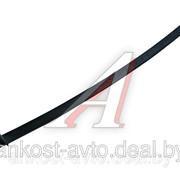 Лист рессоры ГАЗ-53 задней №1 L=1600мм (ОАО ГАЗ) 3309-2912015 фото