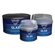 Шпатлевка Solid GLAS 0.5 кг фото