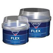 Шпатлевка Solid FLEX 1 кг. фото