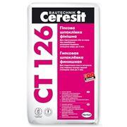 Ceresit CT 126 Гипсовая шпаклевка финишная (25кг) фото