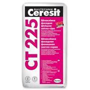 Ceresit CT 225 Шпаклевка фасадная финишная (белая) (25кг) фото
