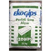Стартовая шпаклевка Izogips Ekogips (Изогипс Экогипс) Киев фото