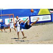Организуем турнир с пляжного футбола для Вашей фирмы (организации) фото