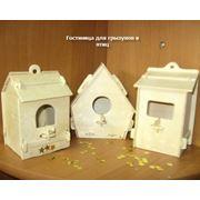 Гостиница для грызунов и птиц фото