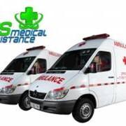 Организация медицинского сопровождения при транспортировке фото
