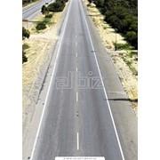 Строительство дорог фотография