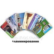 Календари карманные ламинированные 1000 шт. фото