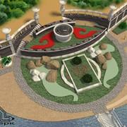 Ландшафтная архитектура, Скульптура садово-парковая, фото
