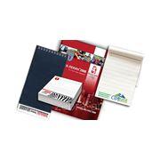 Фирменные папки, блокноты, блоки для записи и др. - дизайн и изготовление фото