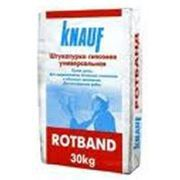 Штукатурка Rotband Knauf (Ротбанд Кнауф) Киев фото