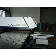 Штамповка листового металла Минск фото