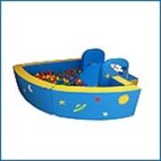 Сухой бассейн угловой Космос R170*50 фото