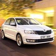 Шкода Рапид (Skoda Rapid Ambition) 1,6 MPI/77kW AT фото