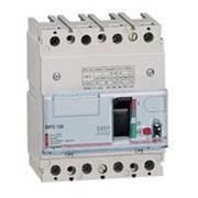 Автоматический выключатель DPX³ 160 4P 125А 16kA 420016 фото
