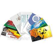 Визитки, изготовление визиток фото