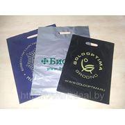 Пакеты с логотипом, печать на пакетах, шелкгорафия на пакетах фото