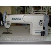 Промышленная швейная машина Siruba L 819-X2 для средне-тяжёлых тканей фото