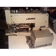 Промышленная швейная пуговичная машина джуки juki 373 фото