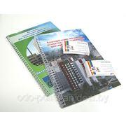 Календари блокноты визитки фото