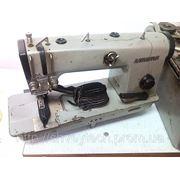 Промышленная швейная 2-х игольная минерва 72207 кл. фото