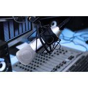 Размещение рекламы на радио и телевидении фото