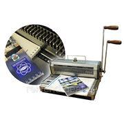 Послепечатная обработка: брошюровка (твердый переплет, КБС, металическая пружина, пластиковая пружина, скоба) фото