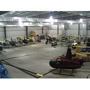 Исследование технического состояния вертолетов. Оценка технического состояния вертолёта. фото