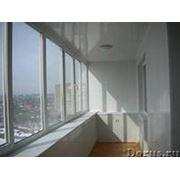 Остекление балконов и лоджий фотография