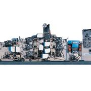 Флексомашина,оборудование полиграфическое марки Gallus R 200, печатная флексомашина для печати этикеток фото
