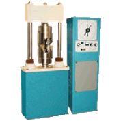 Разрывная машина ИР-500 для статических испытаний образцов металлов арматурной стали образцов из листового и круглого проката на растяжение при нормальной температуре фото