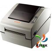 Принтер этикеток Bixolon SLP-D423D термо 300 dpi светлый, USB, RS-232, LPT, отделитель, кабель, 106568 фото